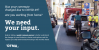We need your input on commuter travel behavior, telework choices, options since